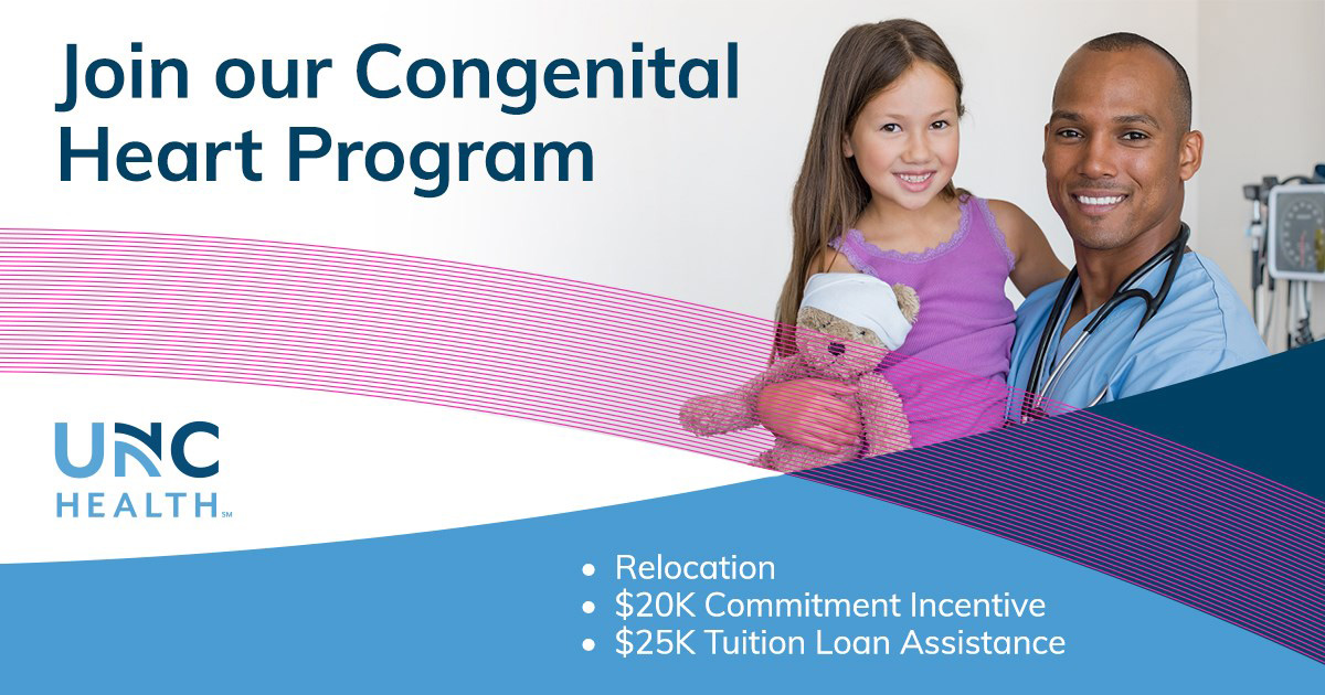 Join our congential heart program - banner