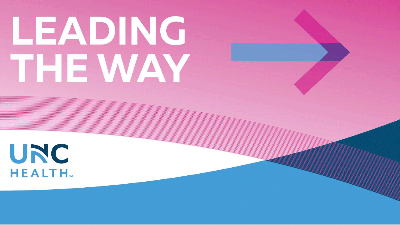 Leading the way - banner